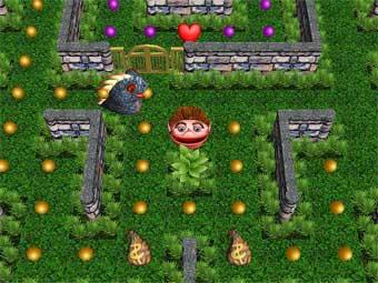 3d pacman games