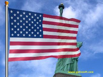 us american flag background