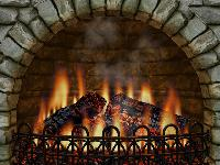 Free Virtual Fireplace Screensaver Windows 7