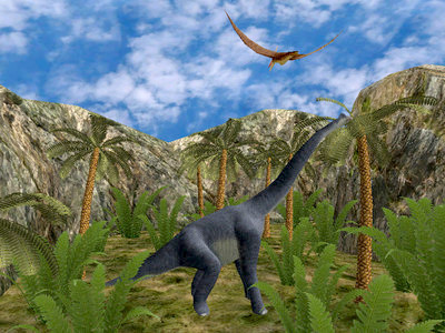 Age of Dinosaurs 3D Screen shot