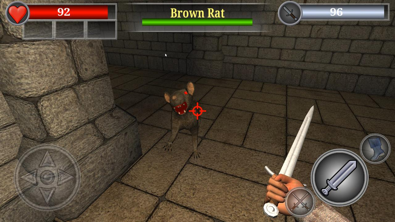 old gold 3d   action role playing game for iphone ipad