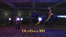 3D First Person Dungeon Crawler RPG for Android